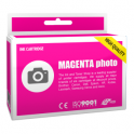 Cartouche d'encre compatible  -  CANON PGI-9 PM  -  photo magenta  -  (1039B001)