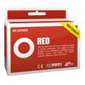 Cartouche d'encre compatible  -  CANON PGI-9 R  -  rouge  -  (1040B001)