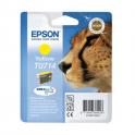 Cartouche d'encre originale - EPSON T0714 - jaune - (C13T07144011)