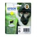 Cartouche d'encre originale  -  EPSON T0894  -  jaune  -  (C13T08944011)