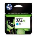 Cartouche d'encre originale  -  HP 364XL  -  cyan  -  (CB323EE)  -  grande capacité