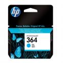 Cartouche d'encre originale  -  HP 364  -  cyan  -  (CB318EE)  -  grande capacité