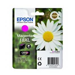 Cartouche d'encre originale - EPSON 18XL - magenta - (C13T18134012) - grande capacité