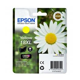 Cartouche d'encre originale - EPSON 18XL - jaune - (C13T18144012) - grande capacité