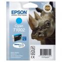 Cartouche d'encre originale  -  EPSON T1002  -  cyan  -  (C13T10024010)