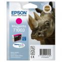 Cartouche d'encre originale  -  EPSON T1003  -  magenta  -  (C13T10034010)