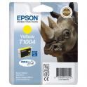 Cartouche d'encre originale  -  EPSON T1004  -  jaune  -  (C13T10044010)