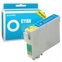 Cartouche d'encre compatible  -  EPSON T0712/T0892  -  cyan  -  (C13T07124011/C13T08924011)