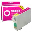 Cartouche d'encre compatible  -  EPSON T0713/T0893  -  magenta  -  (C13T07134011/C13T08934011)