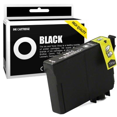 Cartouche d'encre compatible - EPSON 18XL - noir - (C13T18114010) - grande capacité