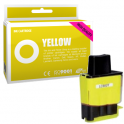 Cartouche d'encre compatible  -  BROTHER LC900Y  -  jaune  -  (LC900-Y)