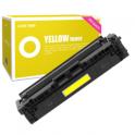 Toner compatible  -  CANON 054H  -  jaune  -  (3025C002)