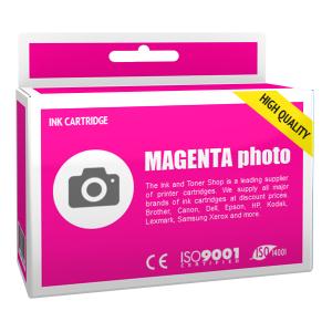 Cartouche d'encre compatible - CANON 6/BCI6PM - magenta photo - (4710A002)