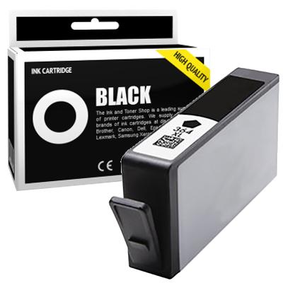 Cartouche d'encre compatible - HP 364XL - noir - (CN684EE) - grande capacité