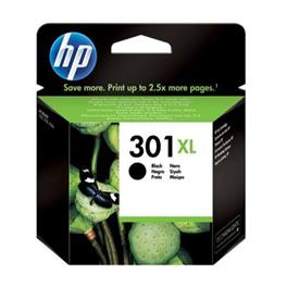 Cartouche d'encre originale - HP 301XL - noir - (CH563EE) - grande capacité